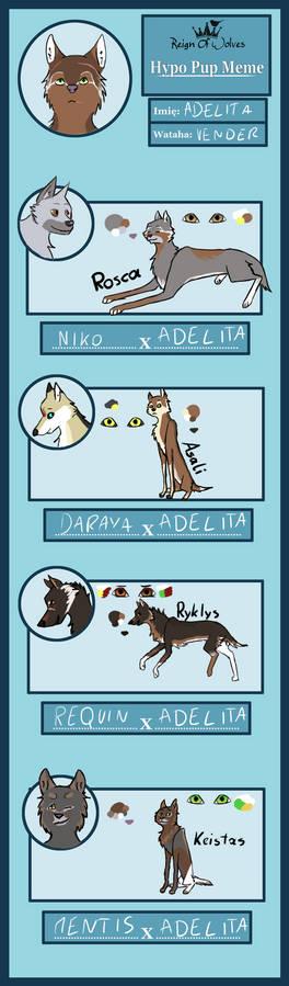 [RoW] Hypo Pup Meme - Adelita