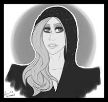 Gaga Darling by BeulahWolf