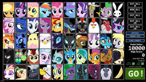 [MLP] Ultimate Custom Night