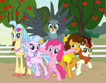 MLP The Cheerful Six