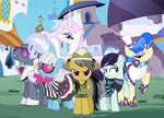 MLP The Celebrity Six