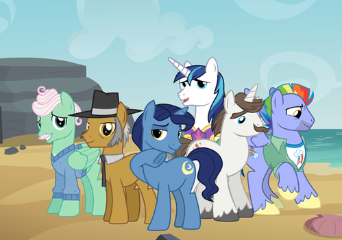 MLP The Father Six