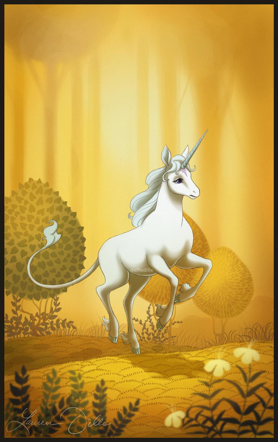 Painting Unicorn Make A Pattern Scratch