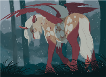 Surly and also soggy by DaffoDille