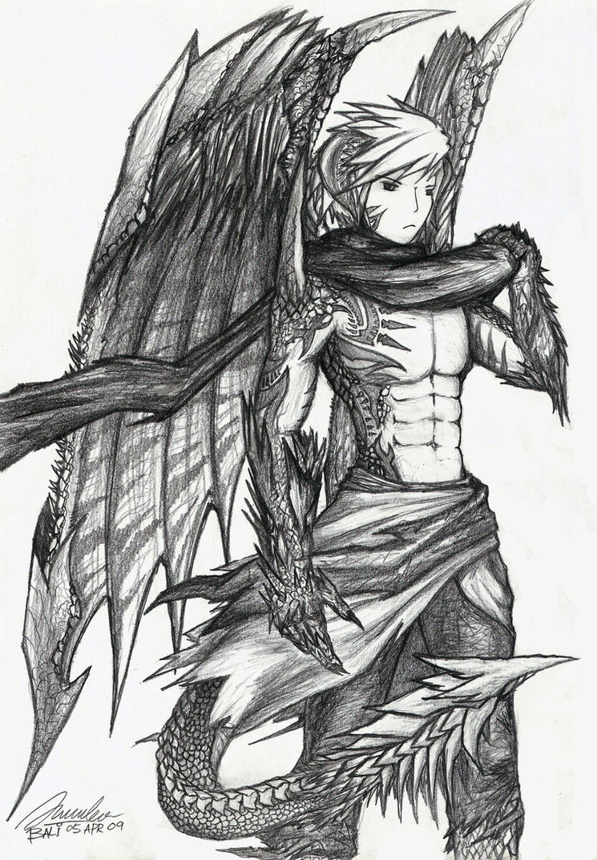 Dragon hybrid anime sex scenes