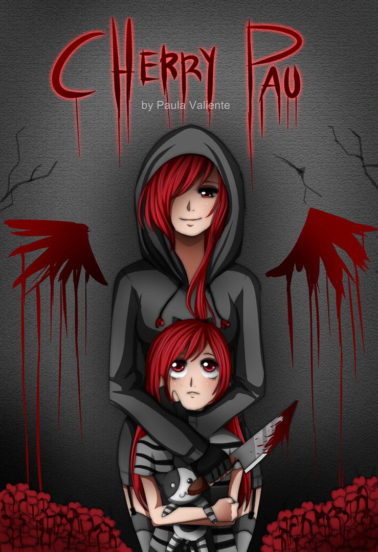 Cherry Pau - cover by CherryPauComic
