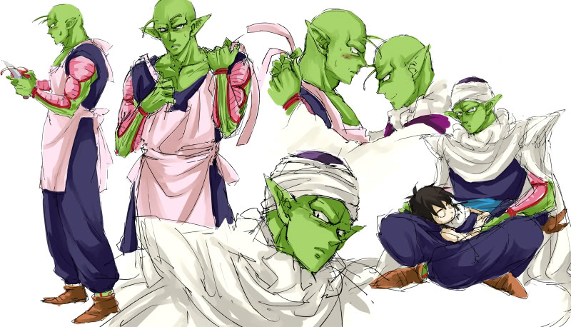 Piccolo By Pinki100 On Deviantart