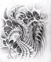 Conical Bio Rift by saviorsoul