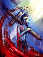 Take up your cross by saviorsoul