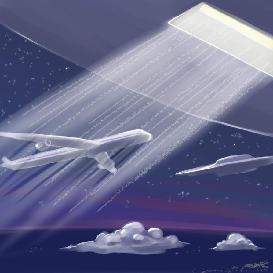 Flight370 by JABcomix