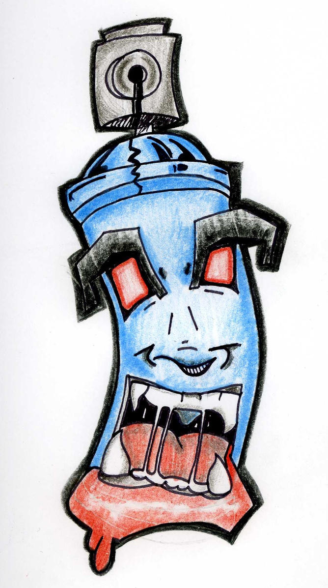 spray can no1 by KattPhace72 on DeviantArt