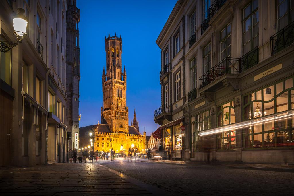 Belfry of Bruges by manurs