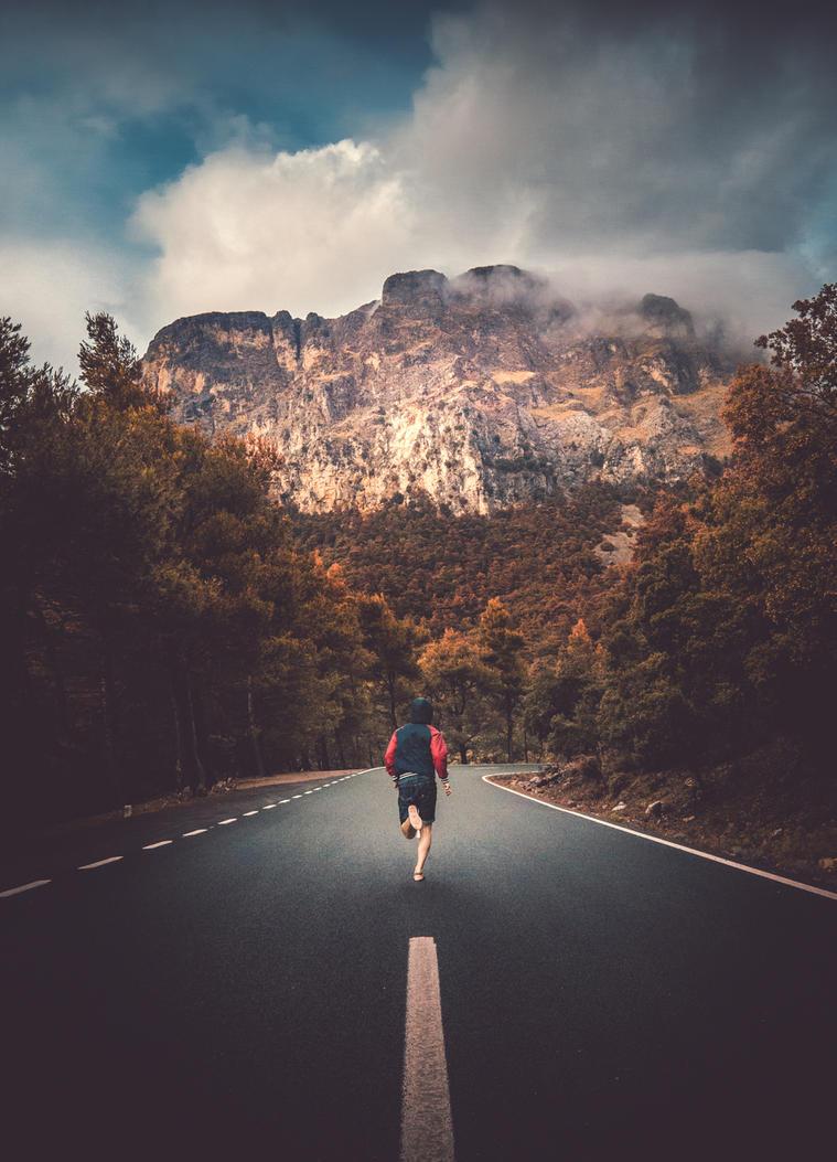 Runaway by manurs