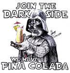 We have Pina Colada