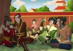 CM: Avatar commission by NeonSoul-Art