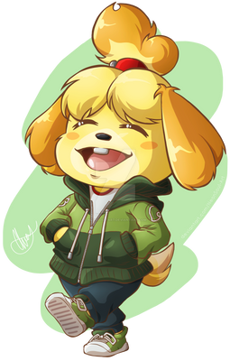 Casual Isabelle