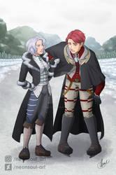CM: Kaina and Lennarth