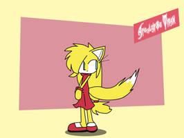 Zooey The Fox