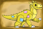 DragonVale: Plush Dragon [CONCEPT]