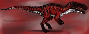 Dinosaur Revolution: Torvosaurus gurneyi
