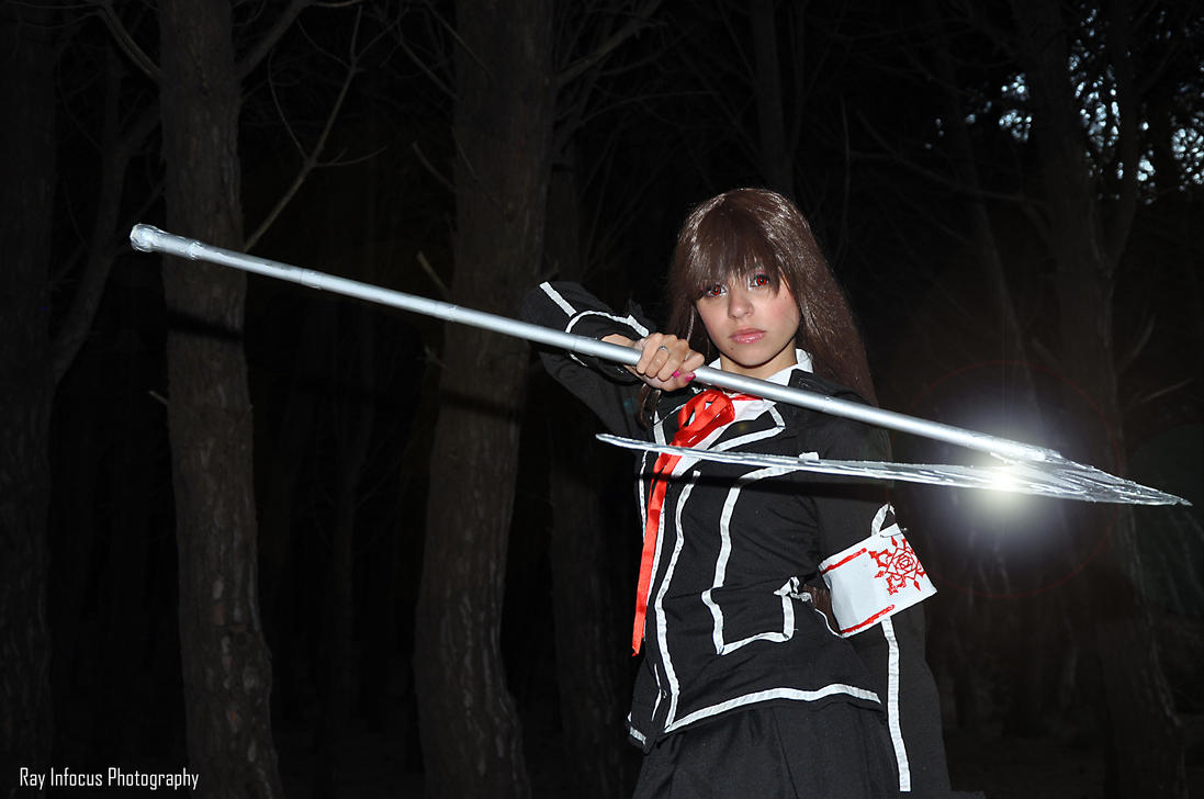 Cosplay de Yuki Kuran de Vampire Knight Guilty by CatitaGC ...