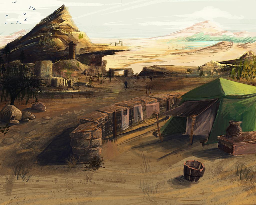 Landscape 1 by Toyoki-san