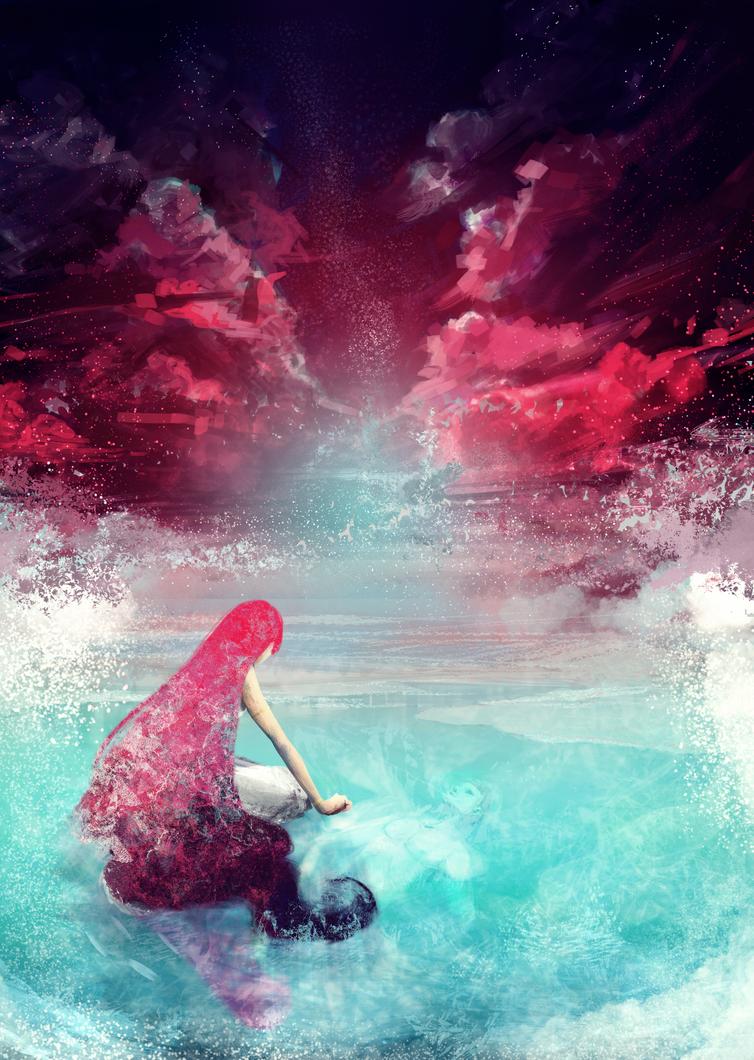 Frozen Mind by Toyoki-san