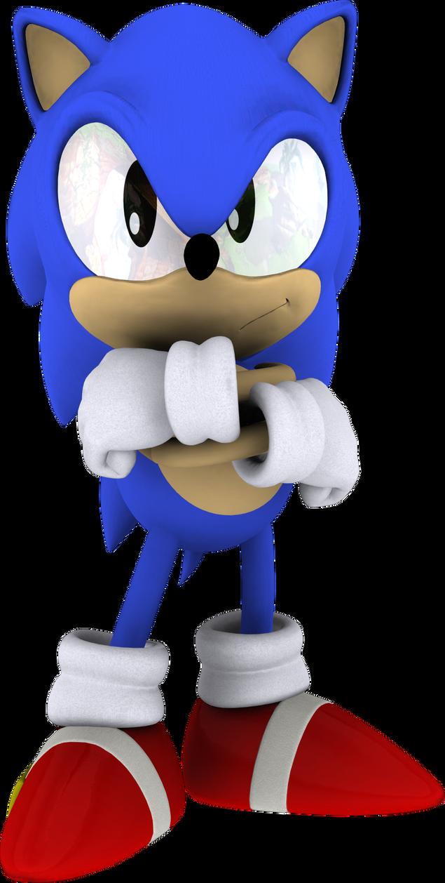 Angry Hedgehog by itsHelias94