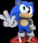 Classic Sonic the Hedgehog (Sonic 3)