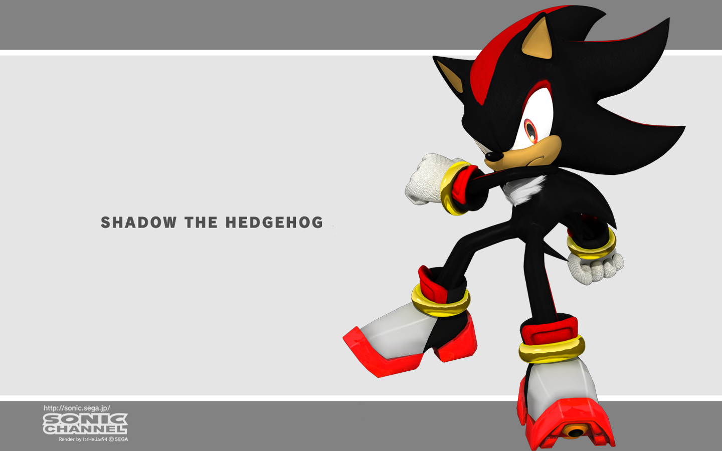 Shadow Sonic Channel Style By Itshelias94 On Deviantart