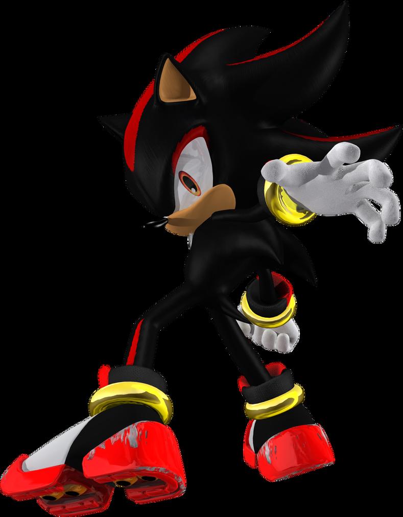 Shadow the Hedgehog (P5) by itsHelias94