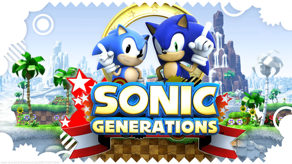 Sonic Generations by itsHelias94 on DeviantArt