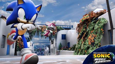 Sonic World Adventure by itsHelias94