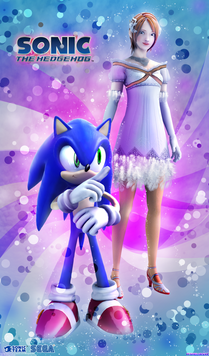 Sonic Next Poster by itsHelias94