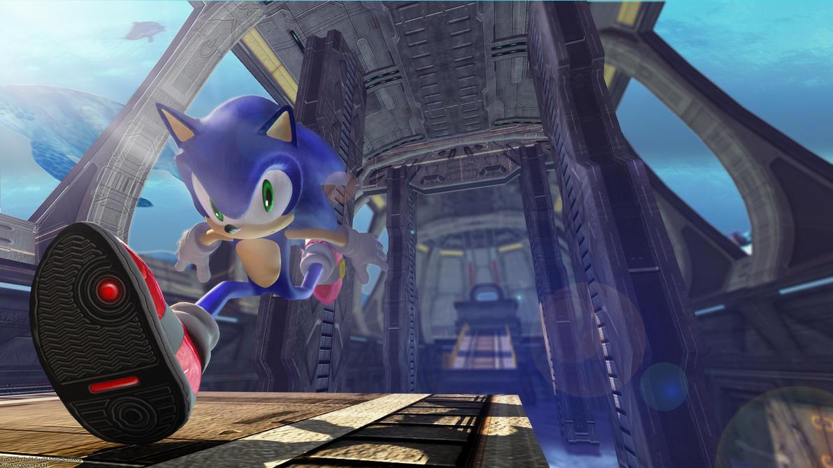 Sonic Next by itsHelias94