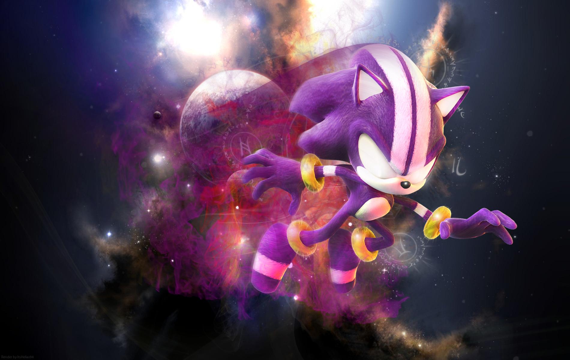 Darkspine Sonic by itsHelias94