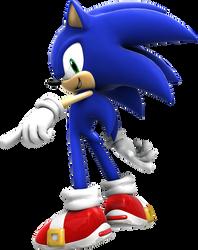 Sonic The Hedgehog by itsHelias94