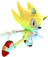 Time to Super Sonic! by itsHelias94