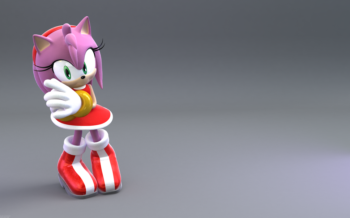 Amy Rose by itsHelias94