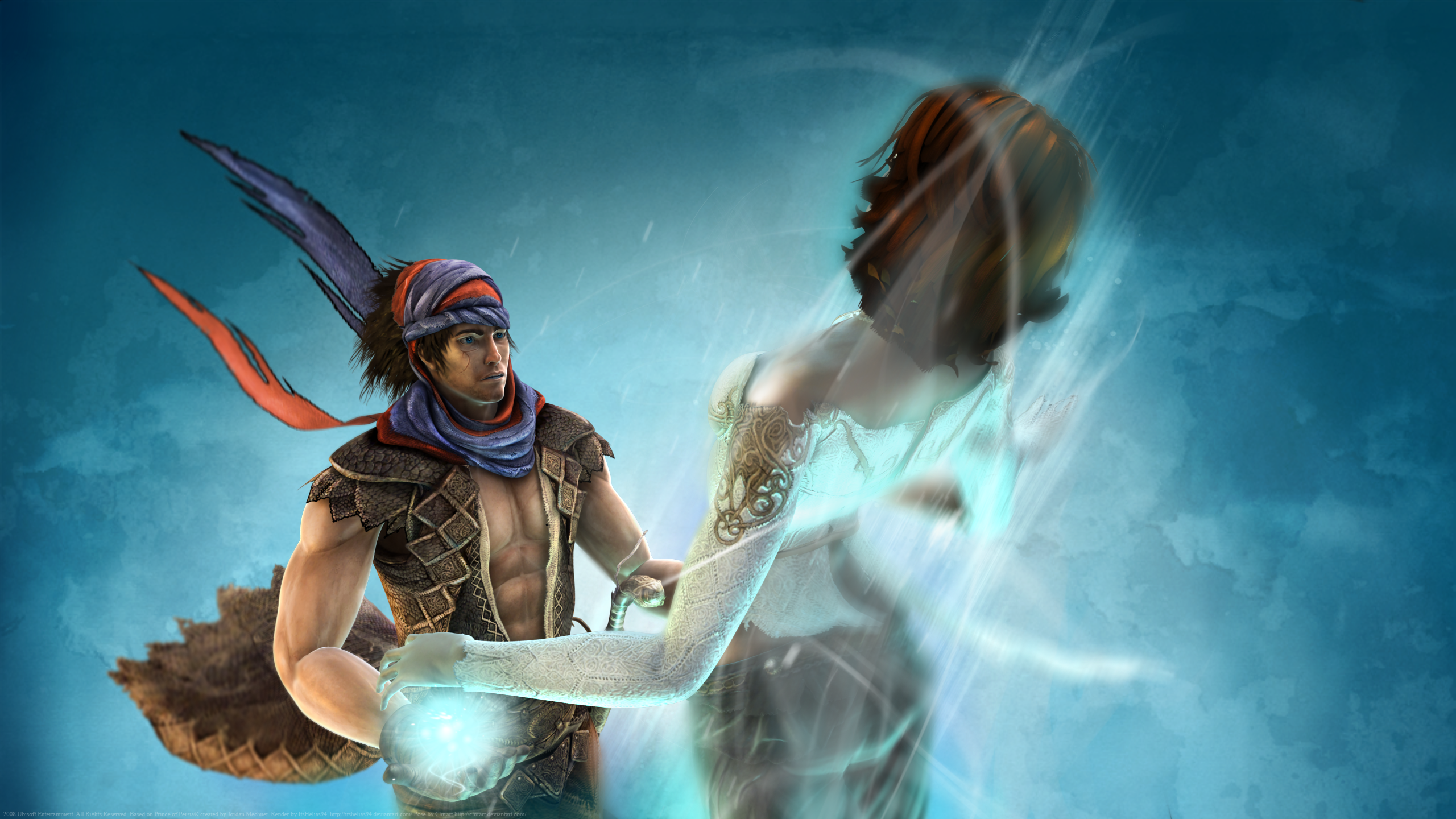 Prince Of Persia 08 Healing By Itshelias94 On Deviantart