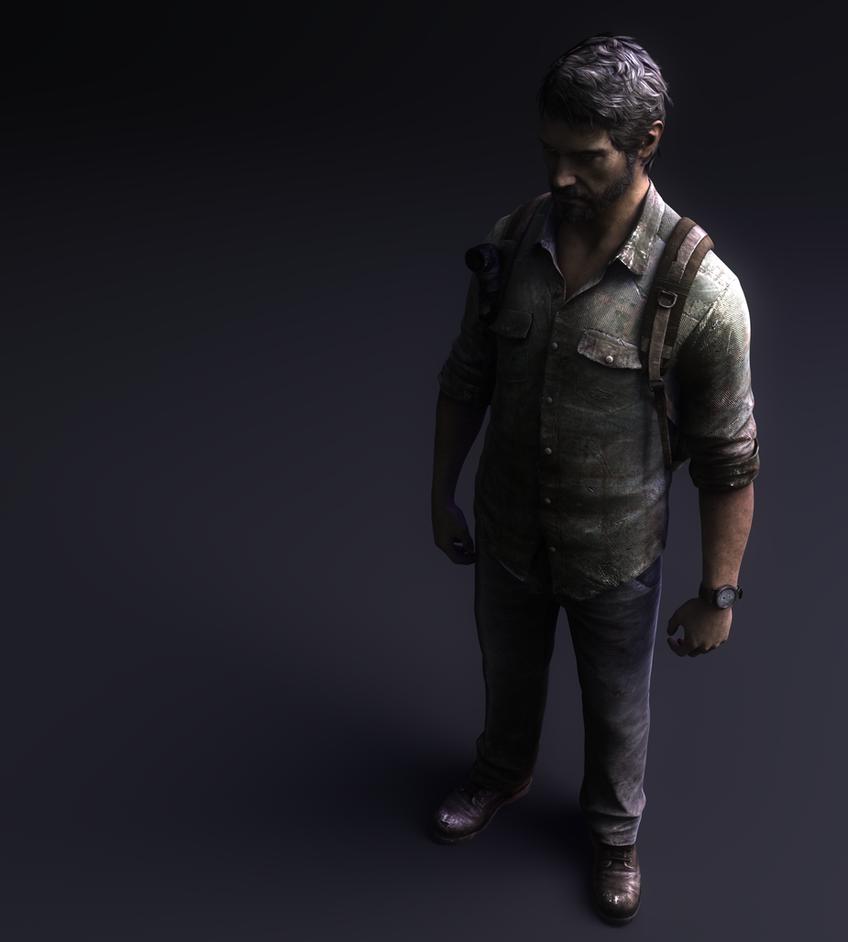 Joel ~The Last of Us~ by itsHelias94