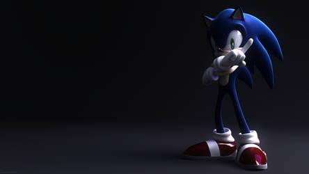 Sonic 4K by itsHelias94