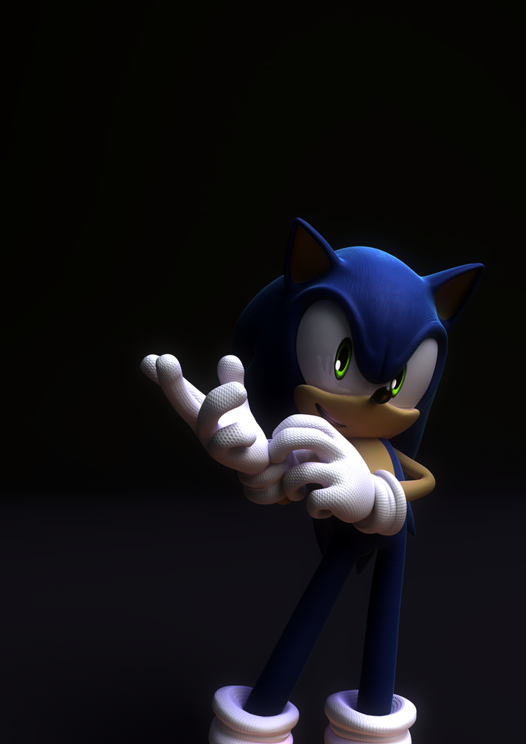 Sonic by itsHelias94