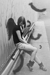 loving wings by AngelxBaby