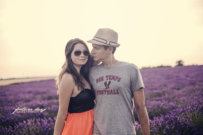 Provence // Summer 2014 // Couple by AngelxBaby