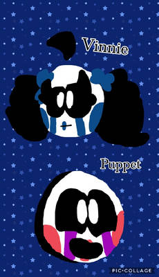 Vinnie and Puppet