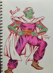 Piccolo from Dragon Ball Z