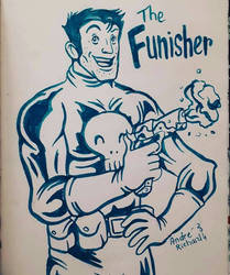 Fun with the Punisher Funisher