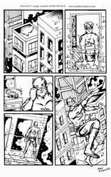 Daredevil sample page