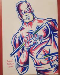 Daredevil doodle
